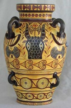 The Minoan was a Bronze Age civilization that arose on the island of Crete and flourished from approximately the 27th century BCE to the 15th century BCE.