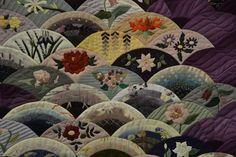 Fumiko Miura's quilt