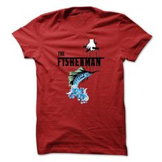 The Fisherman Tshirt and Hoodie - #gift #cool gift. THE BEST => https://www.sunfrog.com/Fishing/The-Fisherman-Tshirt-and-Hoodie.html?68278