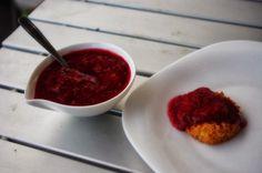 Szilvás chutney Chutney, Caviar, Paleo, Fish, Meat, Recipes, Pisces, Recipies, Beach Wrap