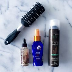 The best products for straight, fine hair - Refine