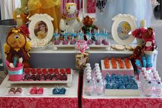 disney princess party decor - Google Search