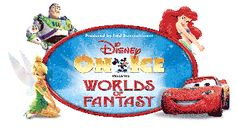 This giveaway is over but we do more all the time! Click the pin to follow us! Win Four tickets to Disney On Ice presents Worlds of Fantasy in Louisville September 27-30