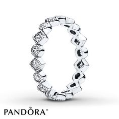 This elegant necklace from the PANDORA Autumn 2015 collection features an openwork sterling silver angel wing embellished with sparkling clear cubic zirconias. Pandora Bracelet Charms, Pandora Rings, Pandora Jewelry, Sterling Silver Diamond Rings, Silver Diamonds, Mommy Jewelry, Silver Jewelry, Diamond Jewelry, Mens Silver Necklace