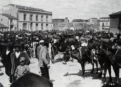 Salamanca en el ayer: Mercado de Ganado