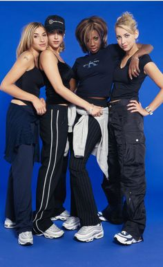 All Saints Are Back!  So mid-'90s Cool Britannia http://sulia.com/my_thoughts/52c39acd-bf0d-40d1-8ae1-fa7f78bf626c/?pinner=124969623&