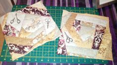 Mis bloques falso patchwork