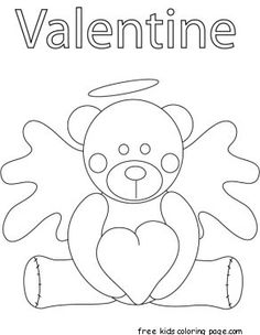 valentine's day pooh bear