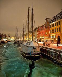 «BD Bucket List #1030- Copenhagen, Denmark (by @brianthio)»