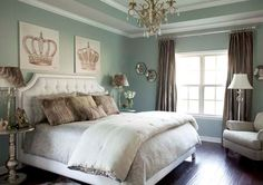 Master-bedroom-many-lighting-fixtures