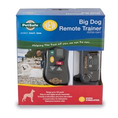 Training your dog just got a lot easier with this off-leash system. With safe and gentle static correction, your dog will learn the association between bad behavior and correction!
