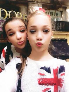 Beautiful, Talented, Maddie and Kendall