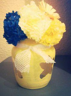 Florero yellow