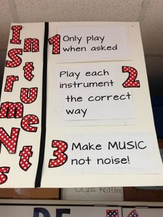 Mallets & Music: Awesome Anchor Charts!