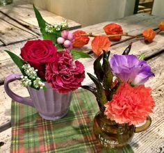 秋限定!!長野県のお花だけを贅沢に独り占め!