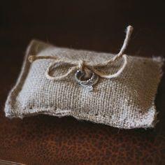 Cool Ring Bearer idea
