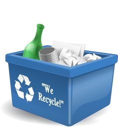 Recycle Bin Container Recycling transparent image