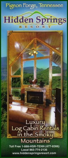 Our vacation plan on pinterest pigeon forge tennessee for Hidden falls cabins branson mo