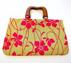 fat quarter lined handbag tutorial...very simple and lots of variations