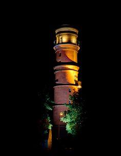 Alter Leuchtturm Travemünde von Holger Looft