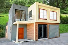 Recycling is all the rage these days and it makes sense for many to build homes from shipping containers. It is also one of ...