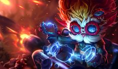 Heimerdinger | League of Legends http://www.helpmedias.com/leagueoflegends.php