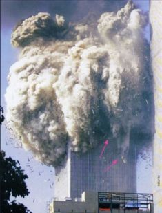 """9/11 was an Anglo-American black operation executed in collusion with Israeli Secret Services and Saudi Arabian financiers."" — 9/11 Investigator Undoubtedly the 9/11 attacks"