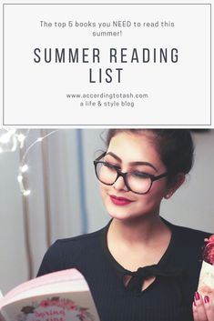 The best books to add to your summer reading list!