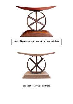 les assises : les bancs | Galerie Arte