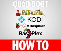 In this Instructable, I'm going to show you how to install Quad Boot your Raspberry Pi. This method will work for a Raspberry Pi 2 or 3 only.If you enjoy this. Raspberry Computer, Linux Raspberry Pi, Rasberry Pi, Diy Projects Tech, Arduino Projects, Electronics Projects, Projetos Raspberry Pi, Life Hacks Computer, Pi Computer