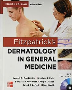 Fitzpatrick's Dermatology in General Medicine 8th Edition PDF