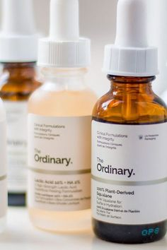 The Ordinary offers no-frills skincare at affordable prices.