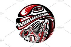 Tlingit Clan Crests Eagle Killerwhale Eagle Clan