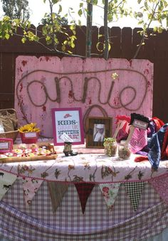 Country, Cowgirl, Pony Birthday Party Ideas | Photo 4 of 31 | Catch My Party