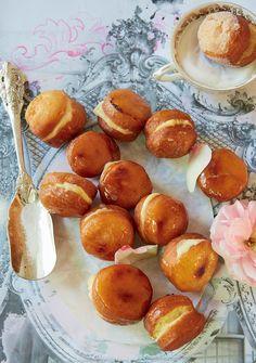 LEKKER RESEPTE VIR DIE JONGERGESLAG: Doughnuts