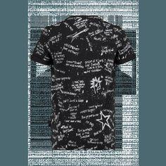 T-shirt Ewriting Jongens CoolCat