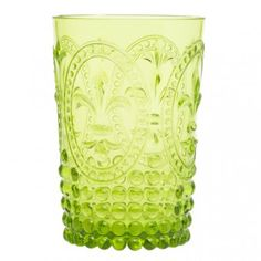 Accessorize - Acrylic glass - Neon green