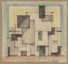 たった14年で消えた伝説の芸術学校「バウハウス」の3万2000点もの作品を無料でハーバード大学美術館が公開 - GIGAZINE