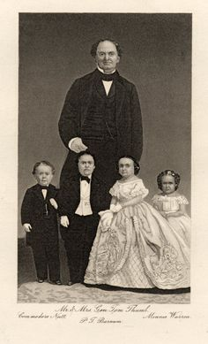 PT Barnum and friends- I rest my case. (See quote I just pinned)