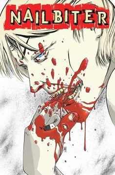 Serial Killers Run Amok in Image Comics' New NAILBITER Comic