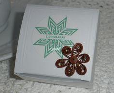 Set of 20 Eid Mubarak Favor Boxes by SalaamCards on Etsy, $30.00