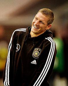bastian schweinsteiger- favorite soccer player!