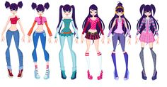 winx club season 1 casual - Google zoeken