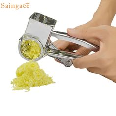 Cheese Grater Rotory with Container 18/8 Stainless Steel No Rust Hand-Crank Rotary Shredder Rallador de queso grattugia !2 recipes healthy *** Shop now for Xmas. Locate this beautiful piece simply by clicking the image. #xmasgiftwrappingideas