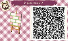 Animal Crossing: New Leaf & HHD QR Code Paths , vandoriaforest: ❀ Pink Country...