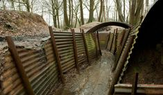 Explore These World War I Trenches and Tunnels in France and Belgium   Travel   Smithsonian