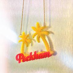 Image of peckham necklace