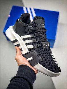new product ea7e5 b2b5b Adidas EQT Basketball ADV CQ2995  又拍图片管家