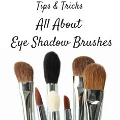 :: Tips & Tricks: All About Eye Shadow Brushes | UnitWise - The most advanced, secure, web-based, business management program for MK community ::