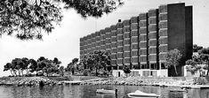 Hotel de Mar. Mallorca, 1962-1964  José Antonio Coderch